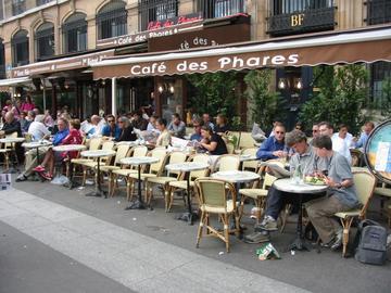 Cafe Paul Bastille Menu